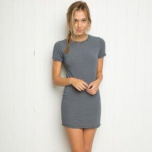 Mini T-shirt dress